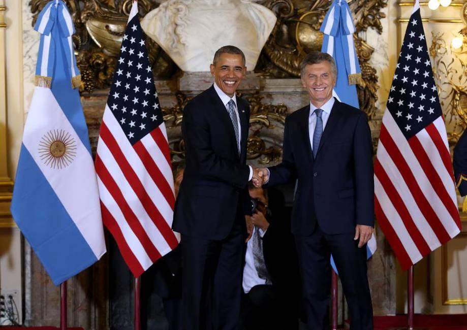 Friends to be friends  Argentina: ¿puerta de entrada para el nuevo patio trasero de Estados Unidos?
