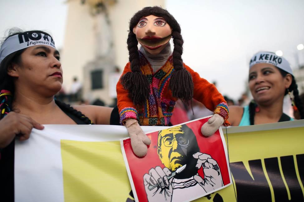 Balance aséptico de la primera vuelta en Perú