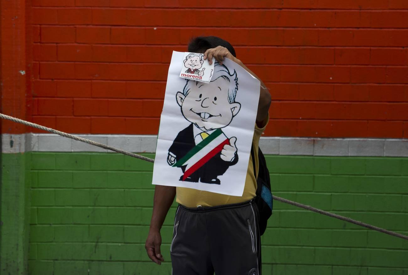 México 2018: panorama antes de la tormenta electoral