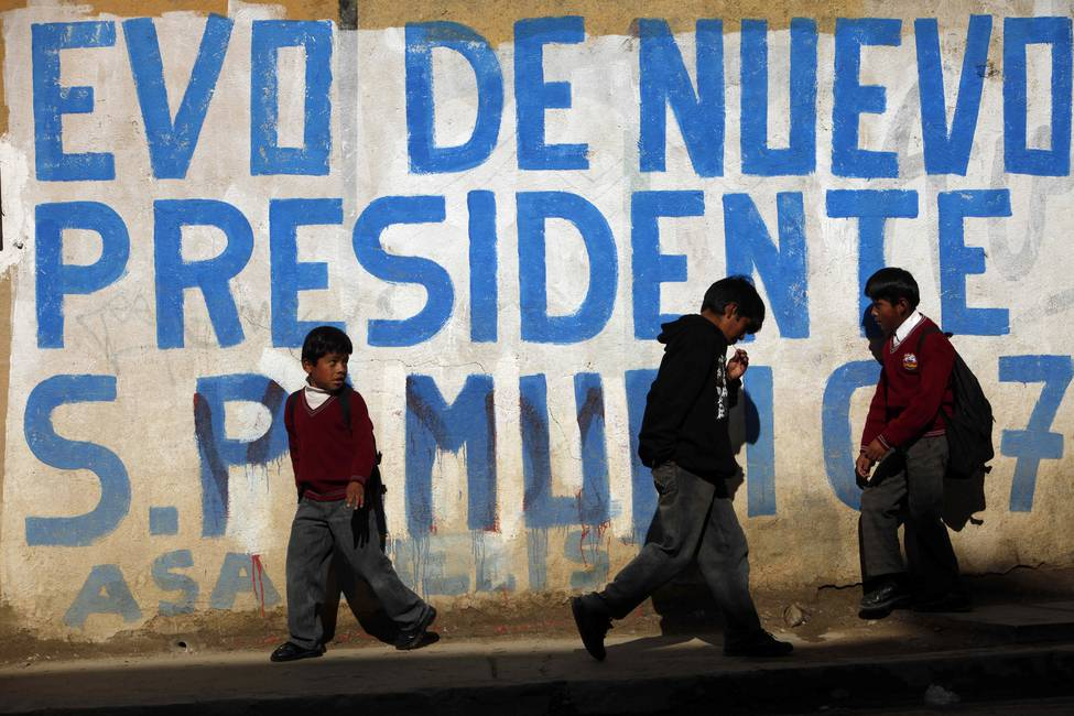 El proceso electoral boliviano: una película de suspenso