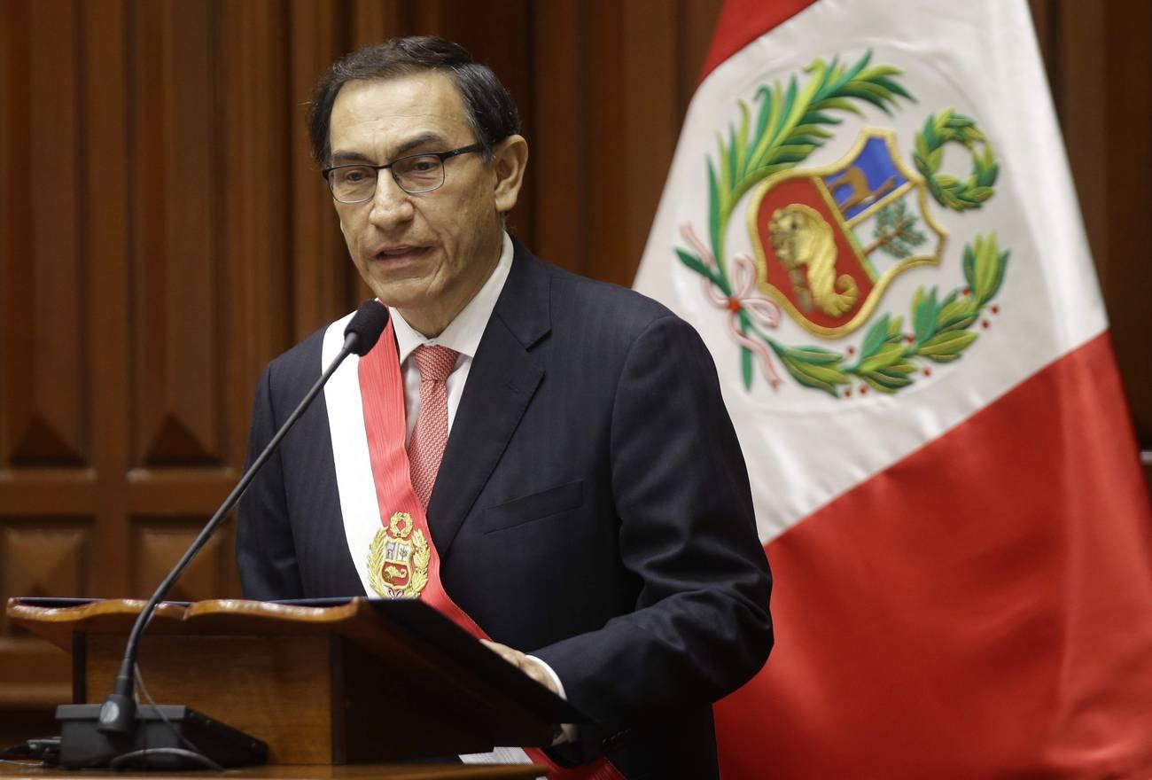 Perú: ¿a qué juega Vizcarra?