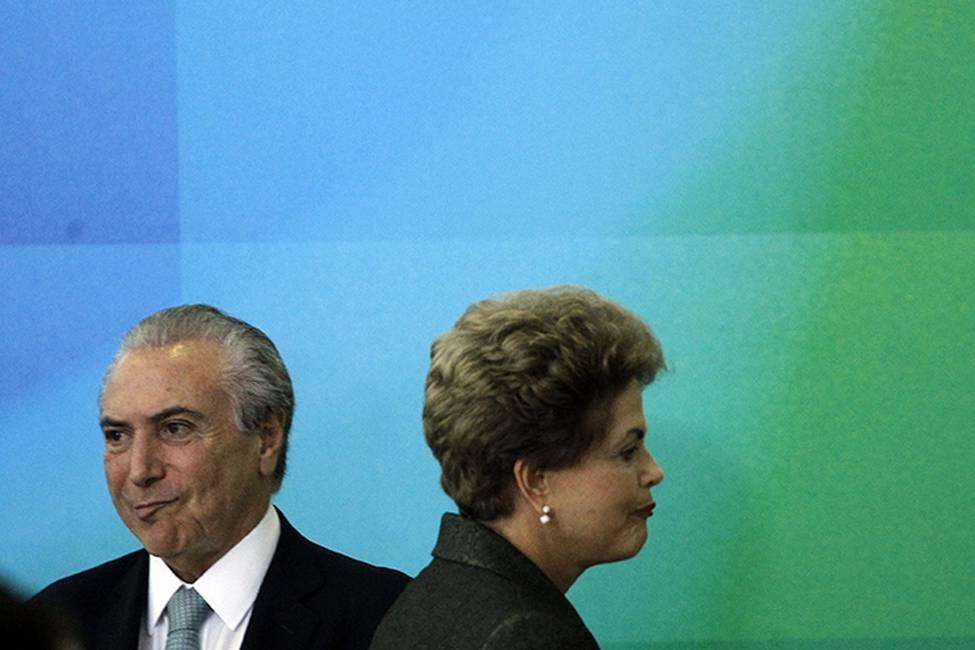Brasil: crónica de un impeachment anunciado  Los colores de un país escindido