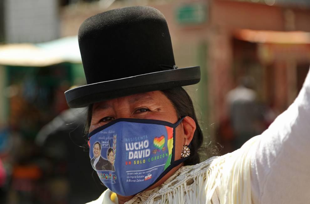 La montaña rusa boliviana  Entrevista a Pablo Ortiz