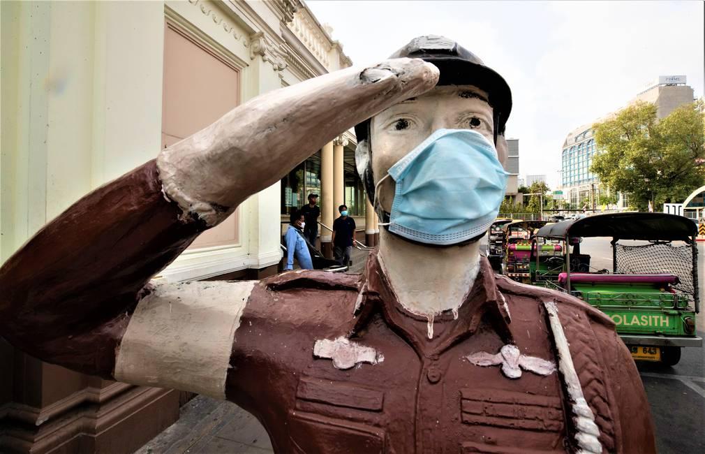 Los militares en tiempos de pandemia