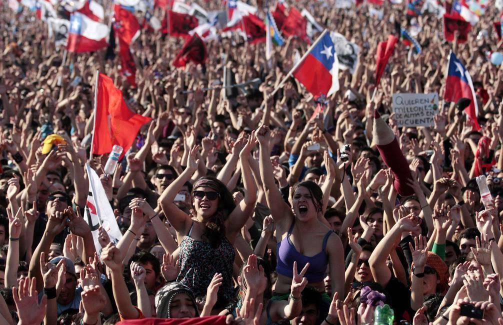 La nueva izquierda chilena