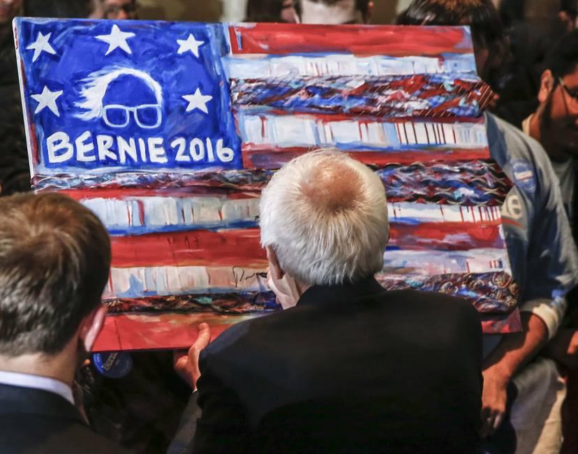 Un socialista democrático en Estados Unidos  El fenómeno Bernie Sanders