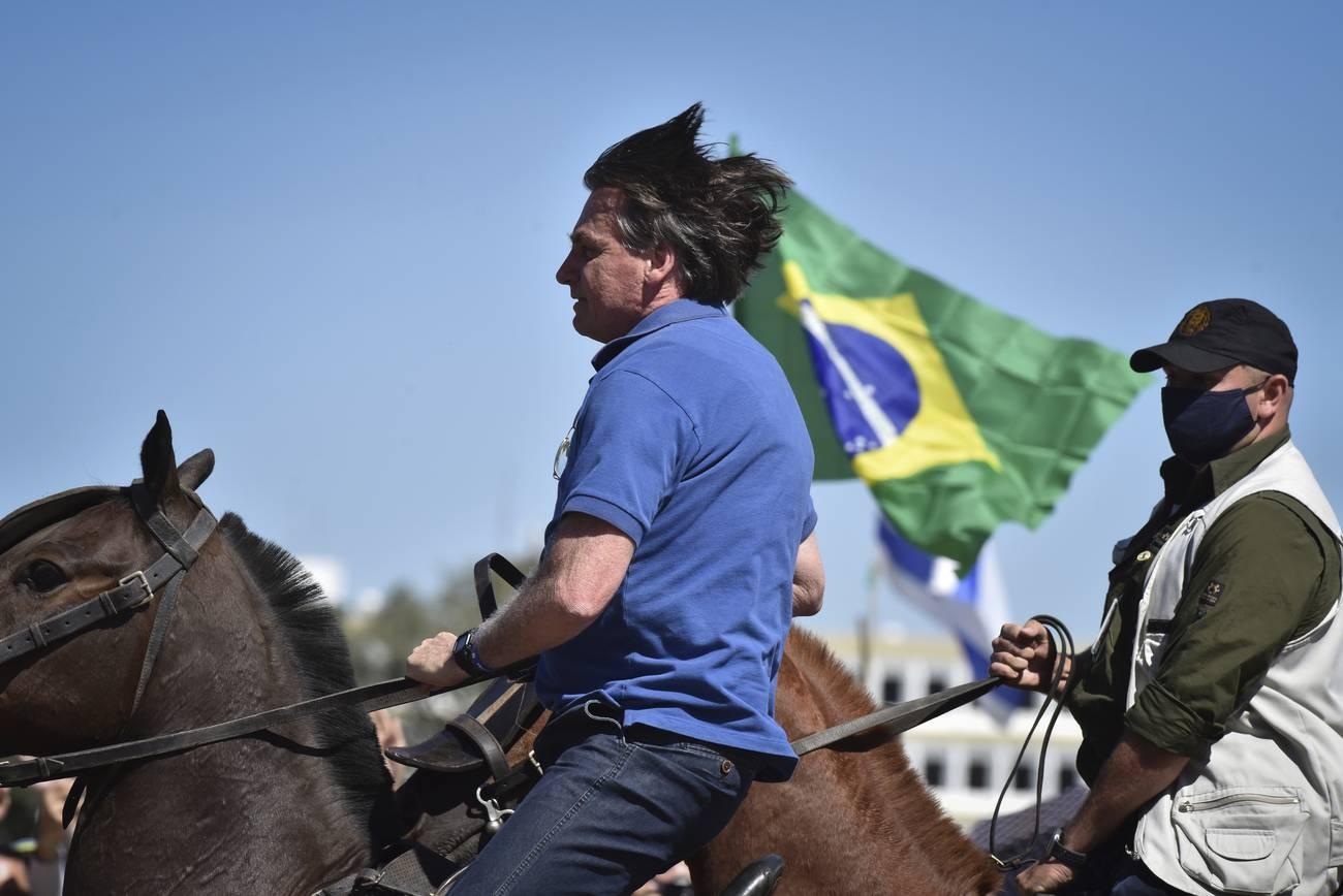 Brasil: las facturas impagas de la transición
