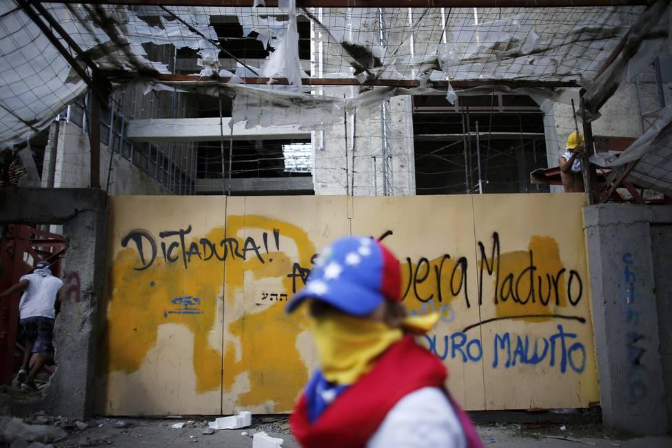 Dolor país, versión Venezuela  Las protestas de 2017 y sus secuelas