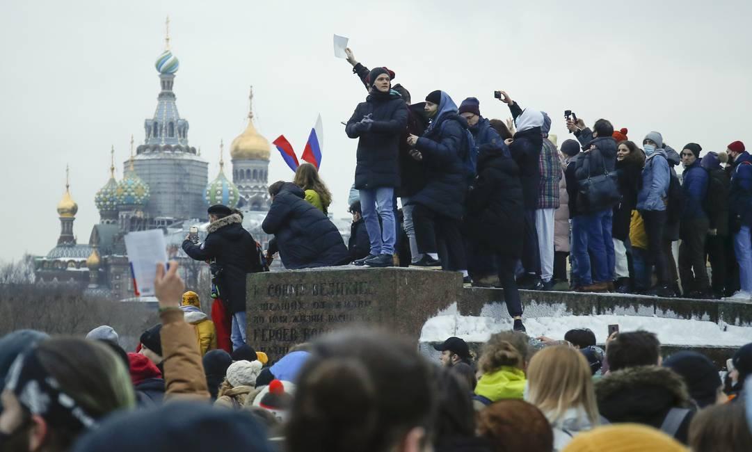 La Rusia que se rebela  Entrevista a Andrey Schelchkov