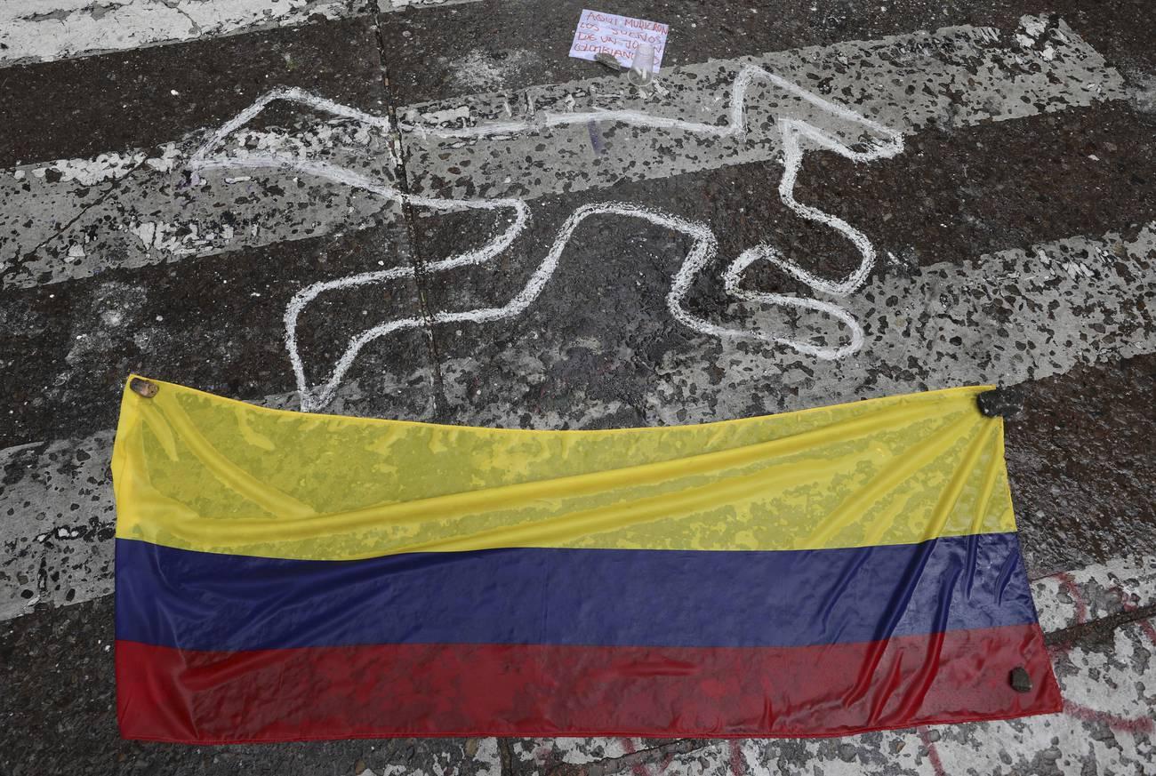 Algo está pasando en Colombia