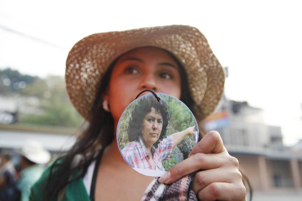 Las elites también mataron a Berta Cáceres