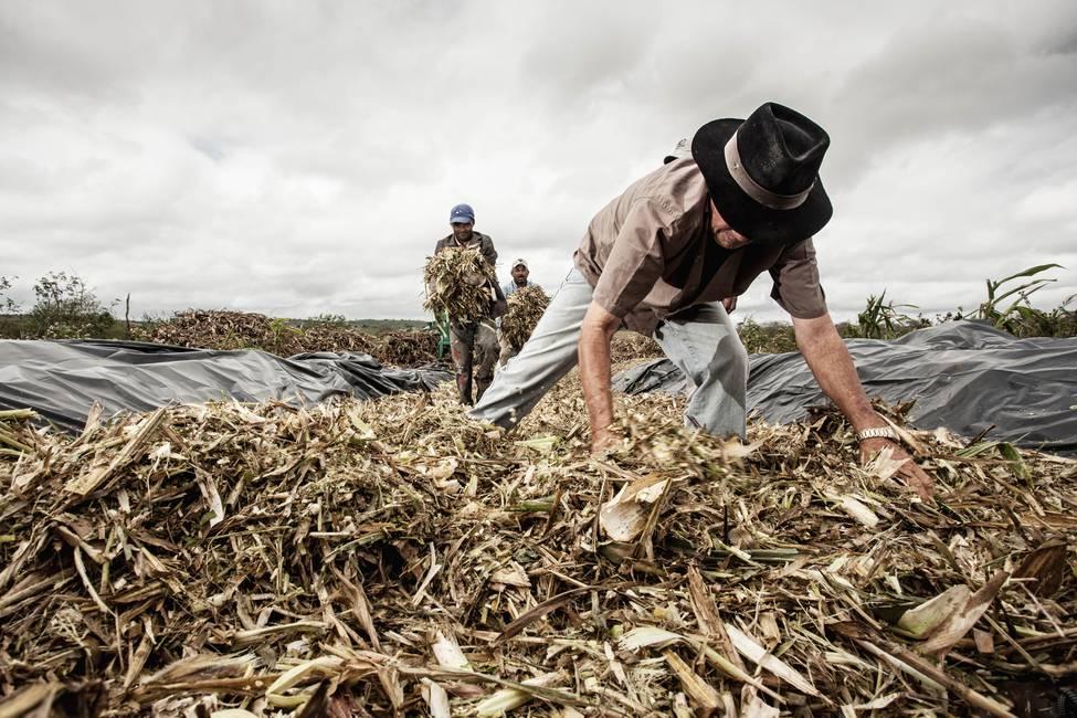 «El gobierno de Temer está eliminando las políticas de asistencia a la agricultura familiar»  Entrevista a Marcos Rochinski