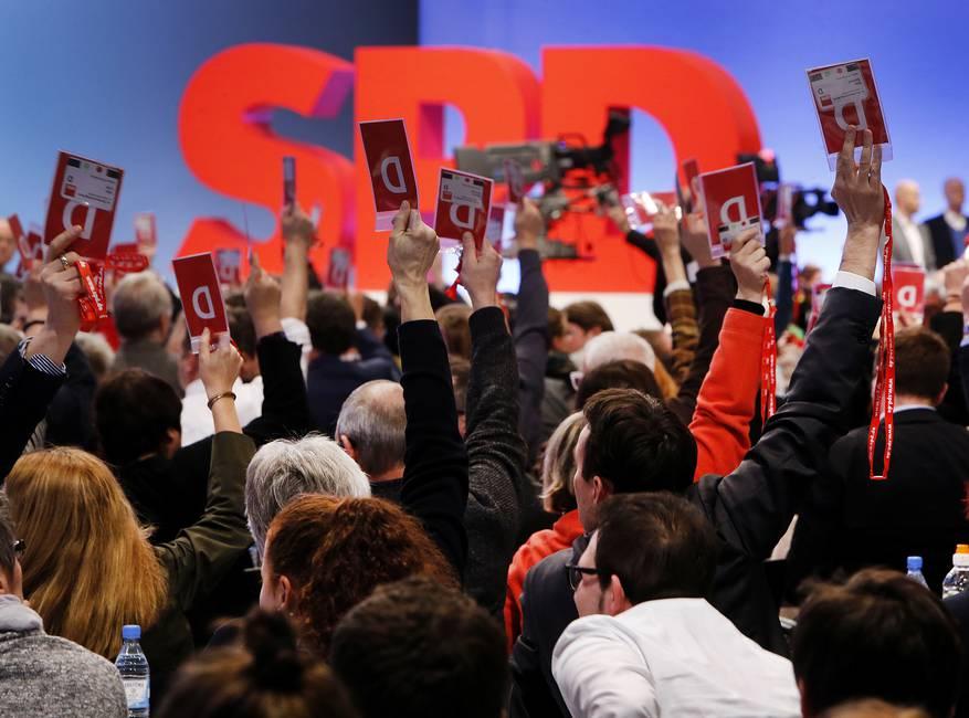 O dilema de um partido popular reduzido à metade do tamanho original  O SPD deve redescobrir a questão da distribuição