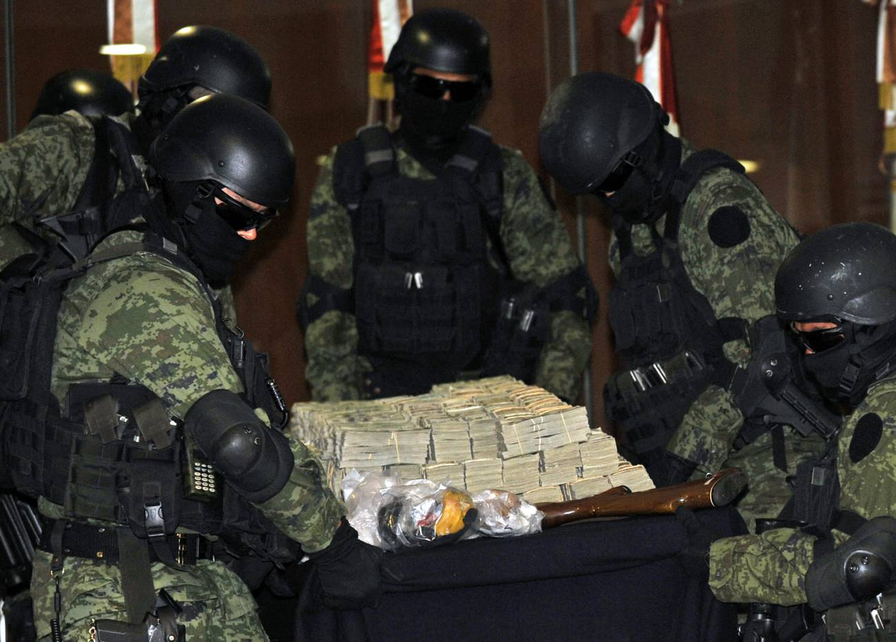 Narcotráfico y corrupción: las formas de la violencia en México en el siglo XXI