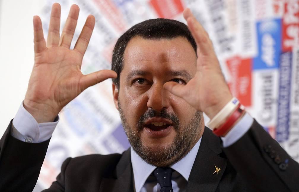 El salvinismo: una pasión de la derecha italiana