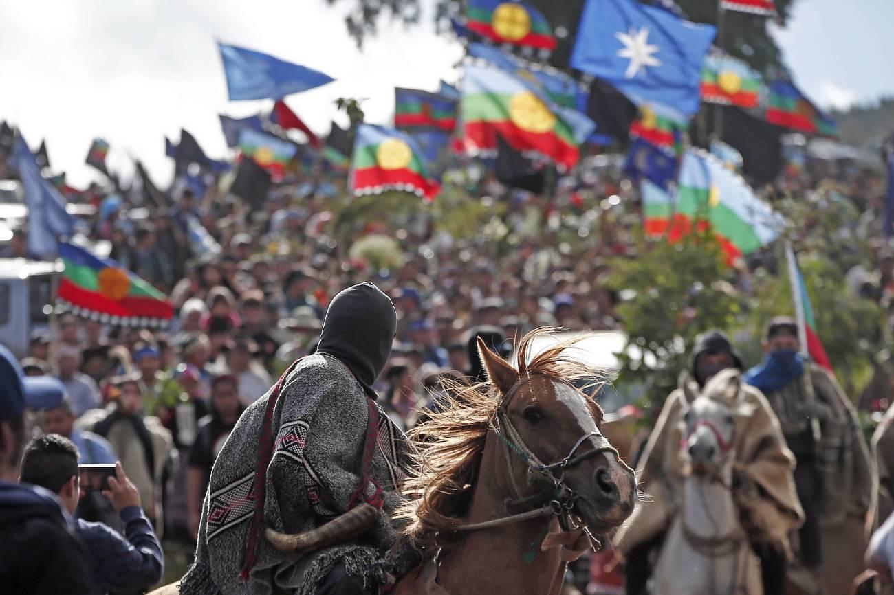 Los horizontes autonomistas del movimiento mapuche
