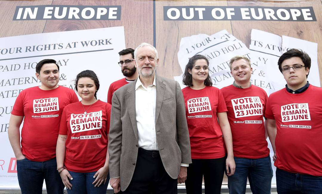 «La izquierda anti-Brexit apoya la permanencia en Europa para garantizar los derechos sociales»  Entrevista a Martin Roberts