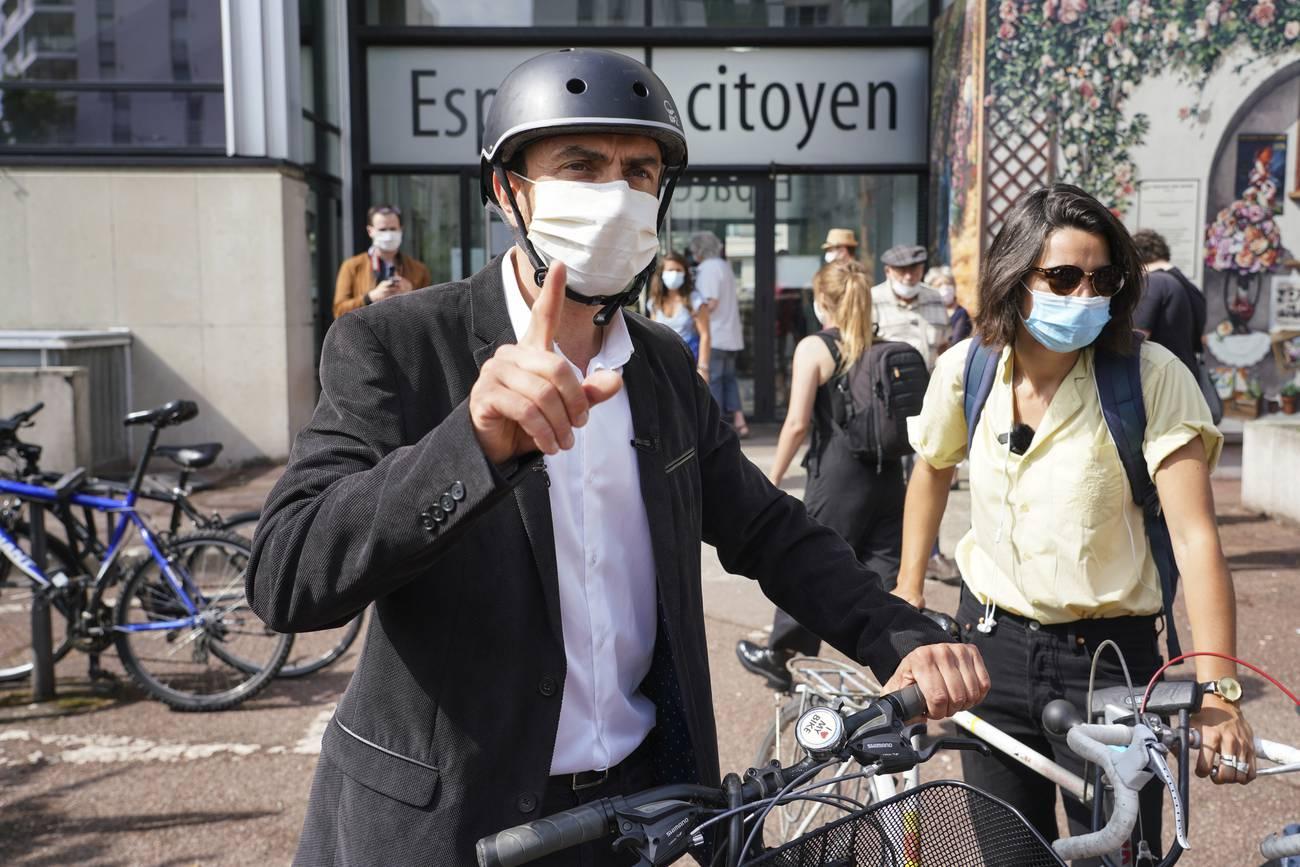 ¿Un futuro social-ecológico?  Las alianzas verdes-rosas-rojas en las elecciones francesas