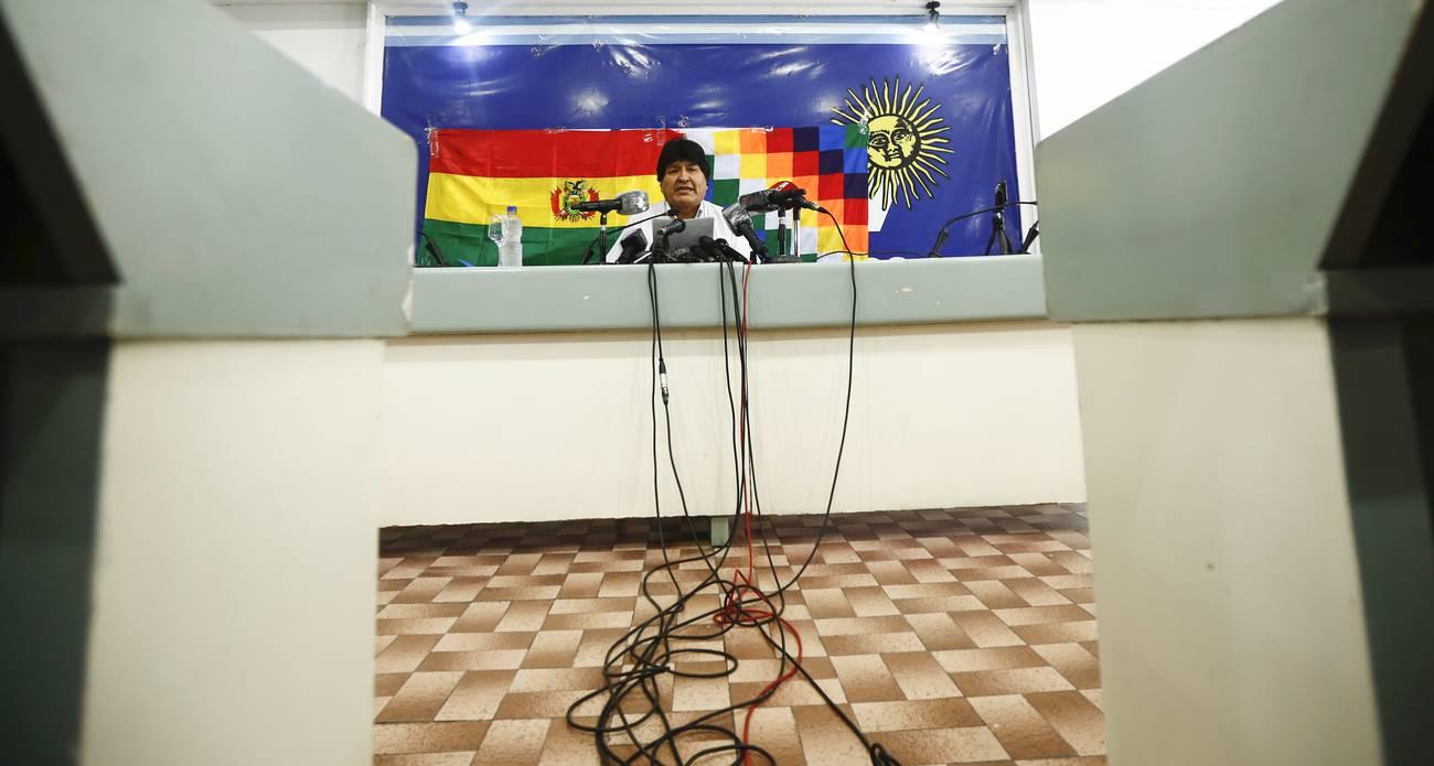 Reconfiguraciones del MAS en Bolivia