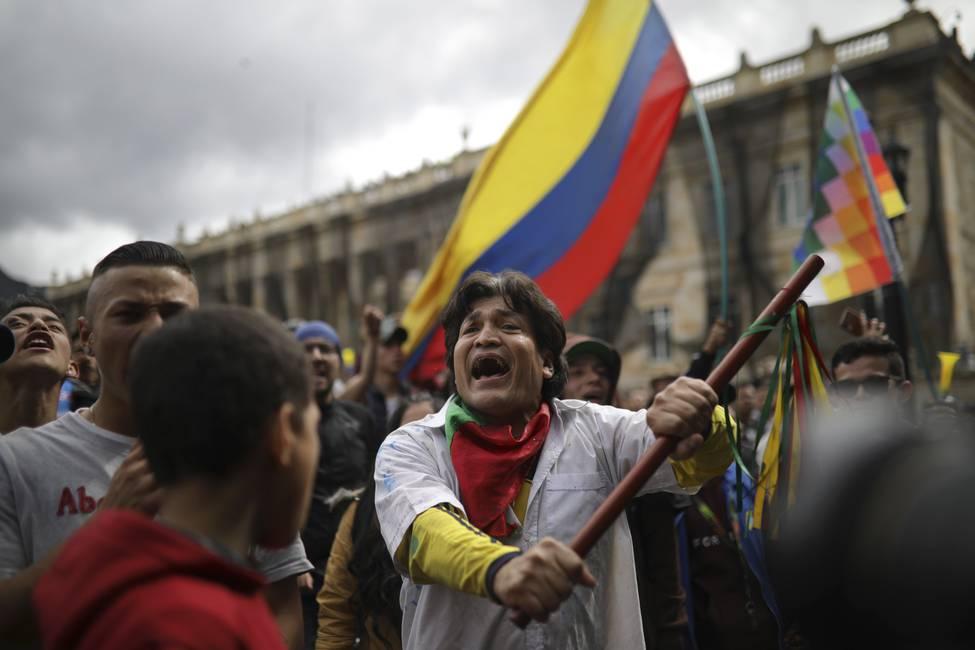 Colombia: despertar ciudadano y dilemas políticos después del «21-N»  Entrevista a Álvaro Jiménez Millán