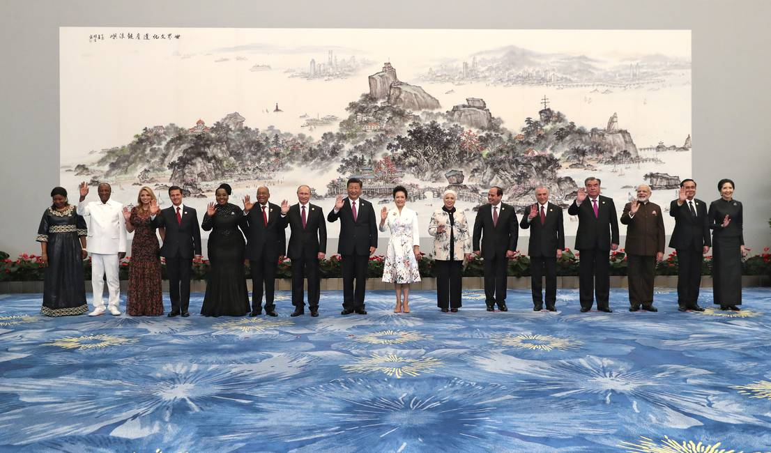 Los BRICS y el multilateralismo expansivo chino