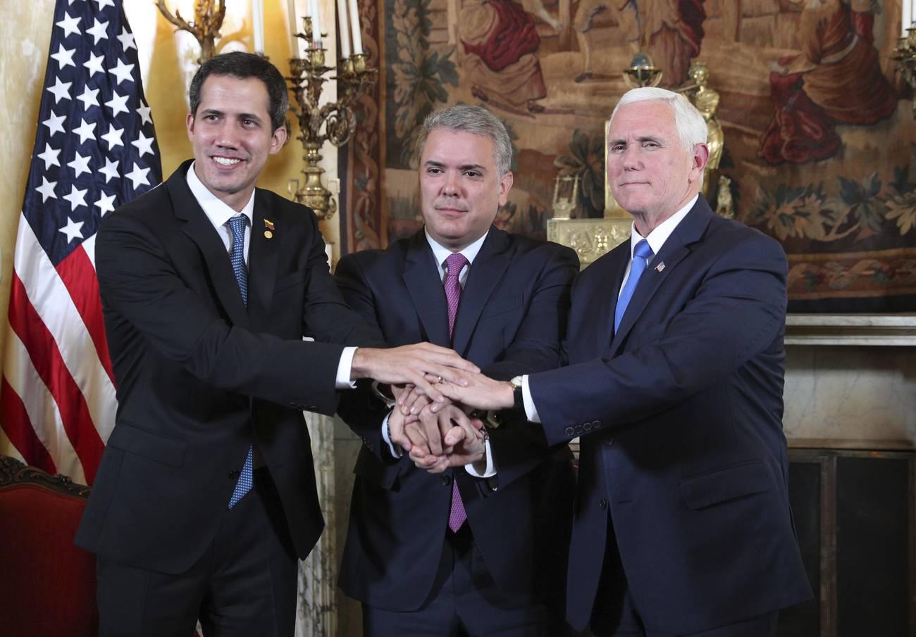 Colombia y la crisis venezolana: una estrategia fallida