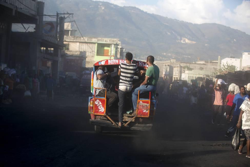 El estallido haitiano