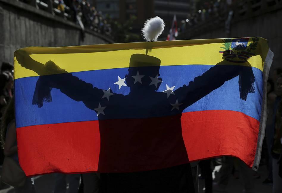 América Latina frente a Venezuela