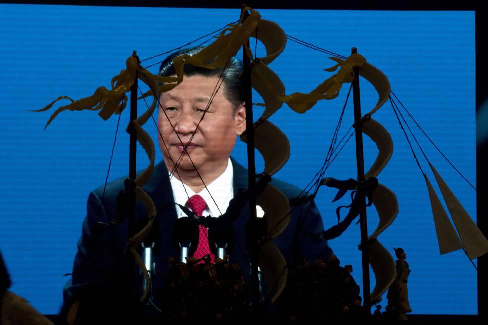 La Gran Marcha china hacia el oeste  El megaproyecto de la nueva Ruta de la Seda