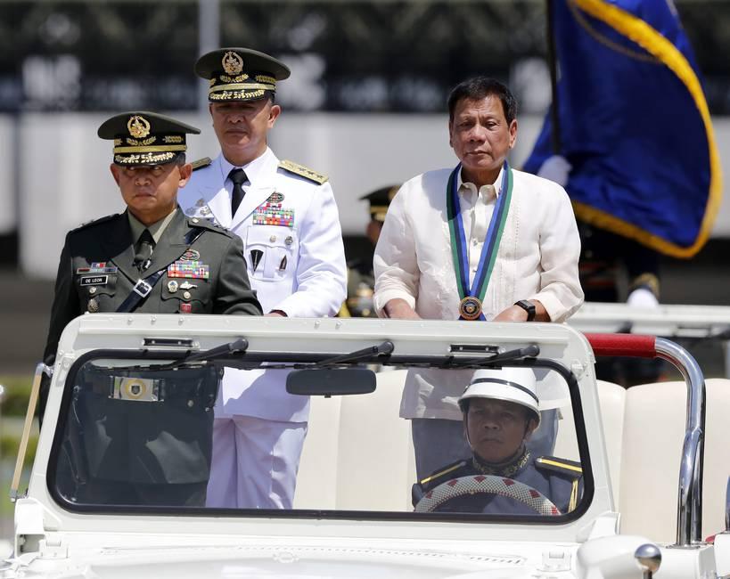 La inseguridad de la guerra contra las drogas  La violencia aumenta en Filipinas al ritmo de la guerra contra el narco