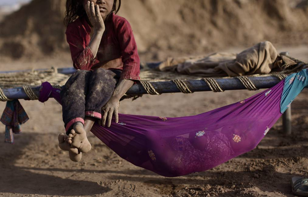 Acabar con el negocio del trabajo infantil