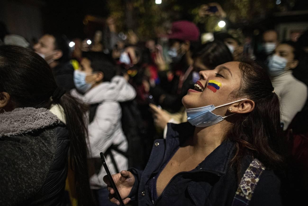 El estallido colombiano