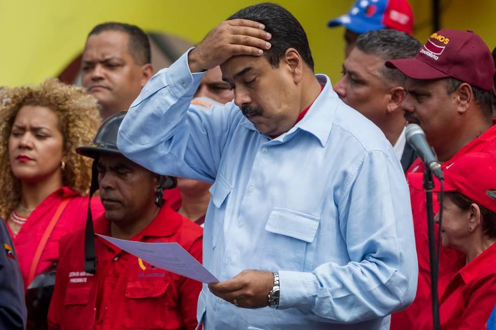 ¿Qué es lo que está en crisis en Venezuela?
