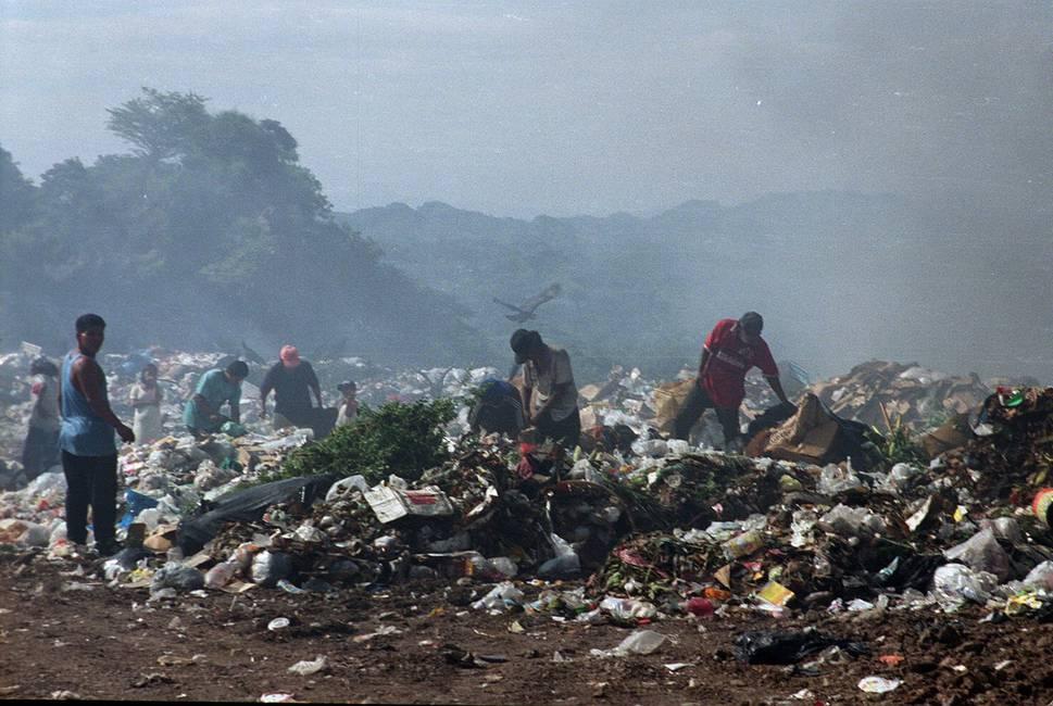 ¿Basura o comida? Las siete vidas de los alimentos en El Salvador