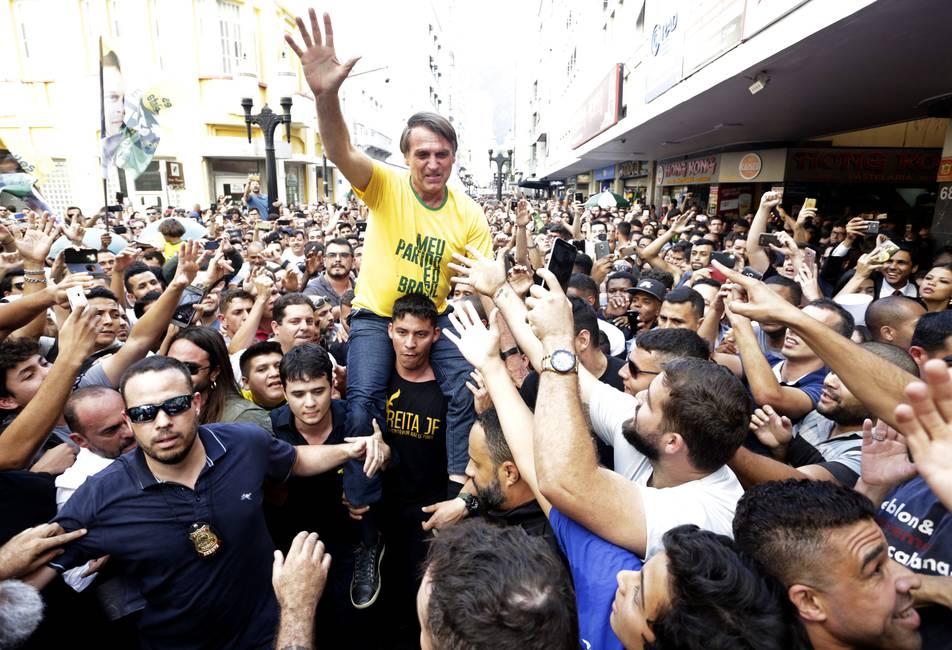 El Trump brasileño