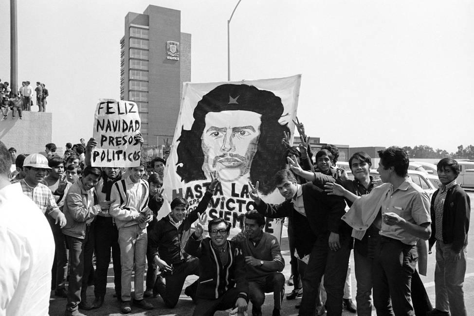 El Mayo del 68 que no fue en mayo del 68   América Latina en los años 60 «globales»