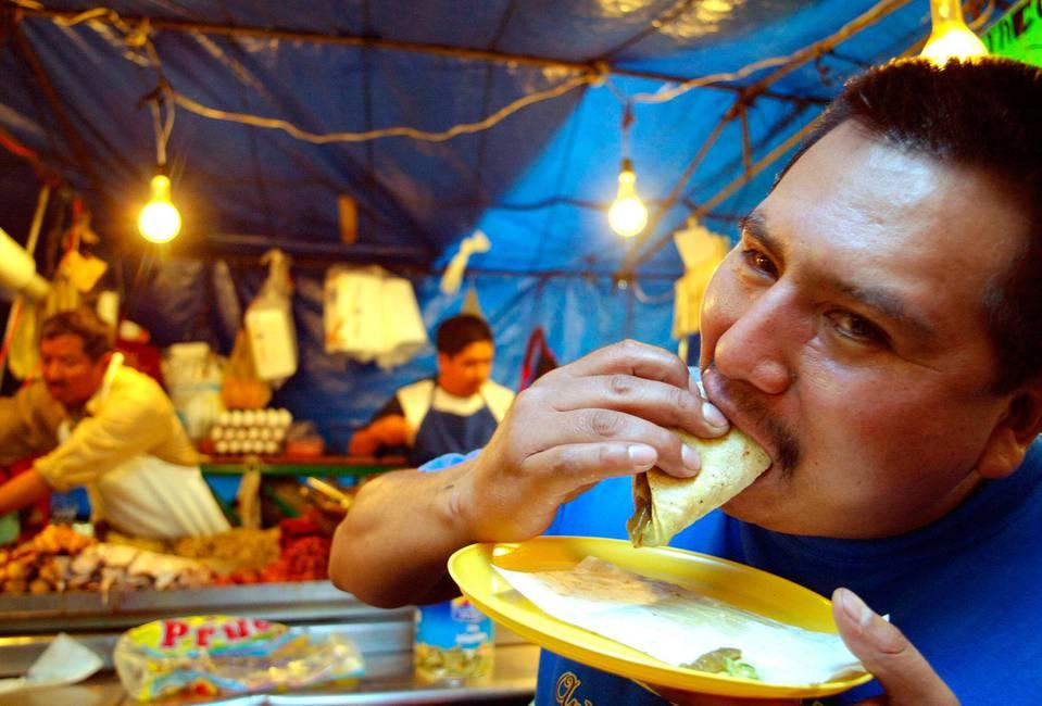 Cómo comer en las calles de ciudad de México sin morir en el intento