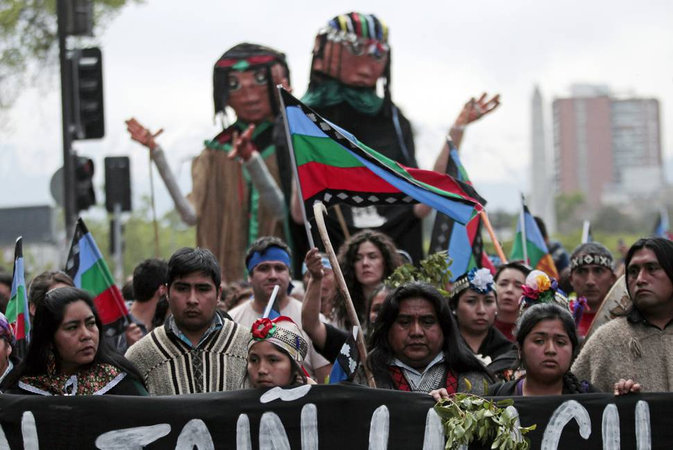 Los mapuches y la razón de Estado