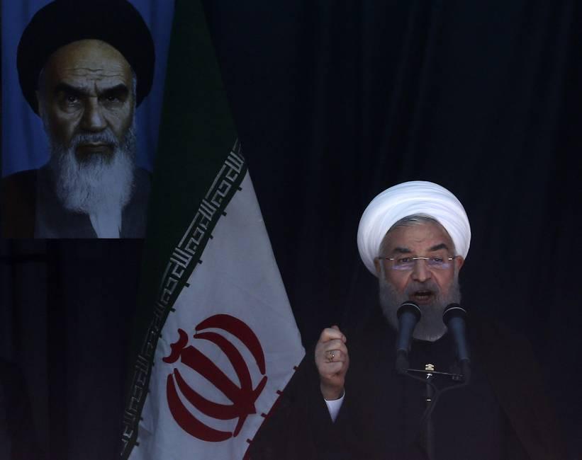 ¿Puede la economía iraní hundir a Rouhani?