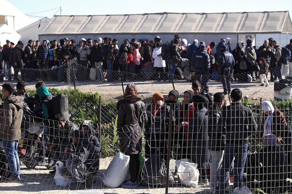 Esperanza y muerte  Éxodo y murallas en tiempos de crisis global