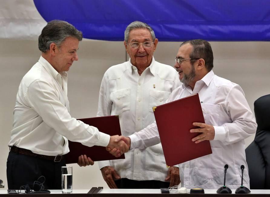 Colombia: hacia el fin de la negociación