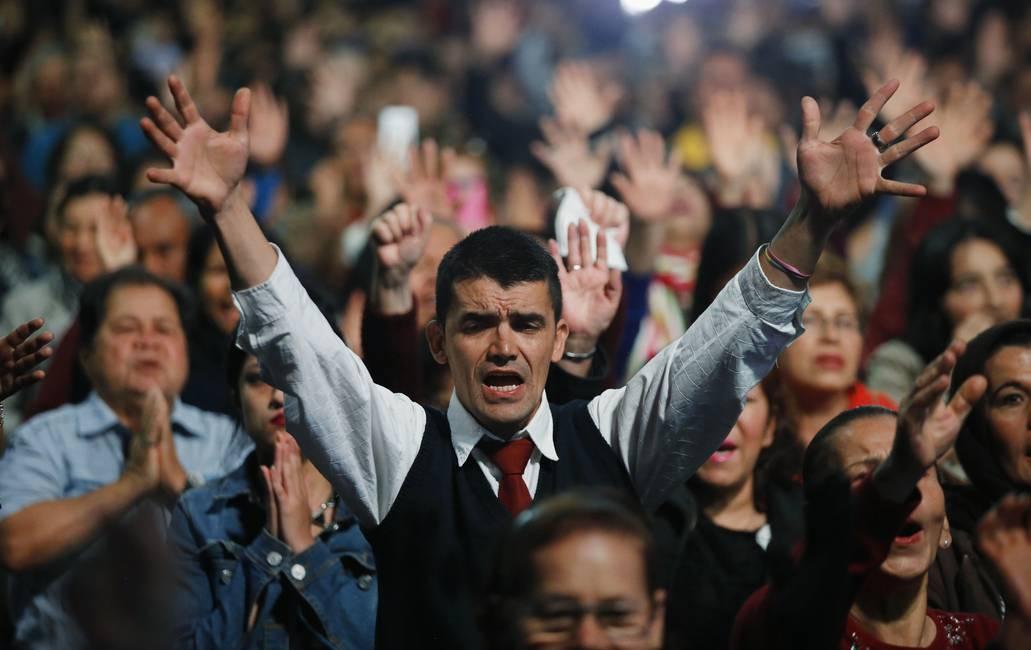 Entre los evangelios y la política  Entrevista a William Mauricio Beltrán