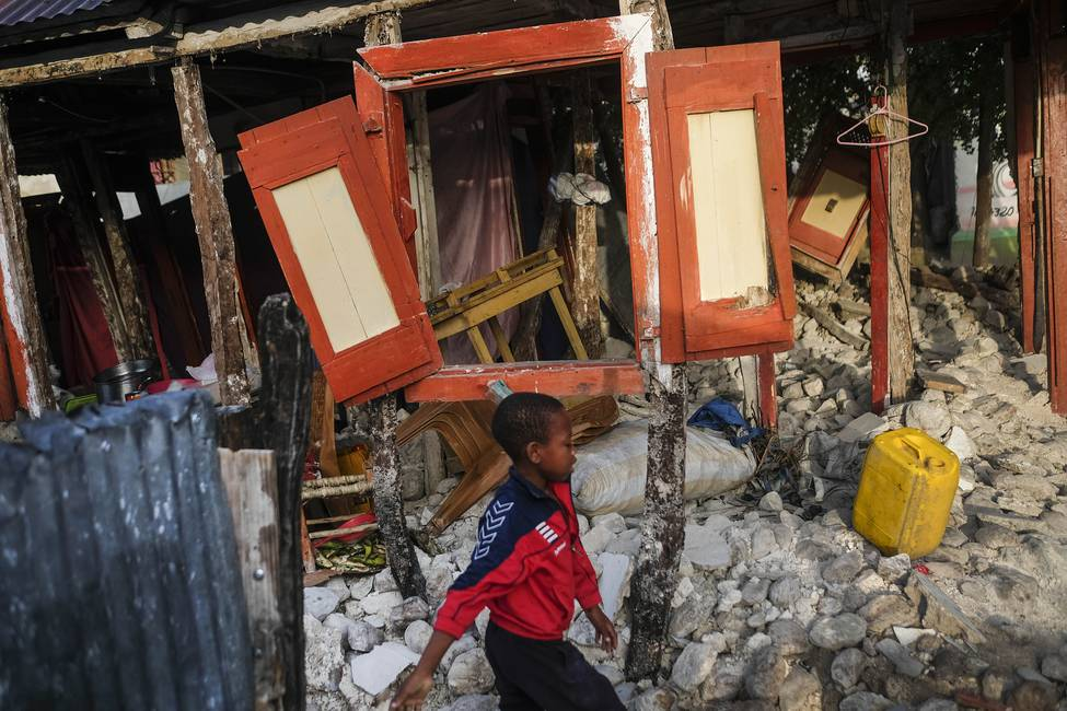 No es la mala suerte lo que persigue a Haití