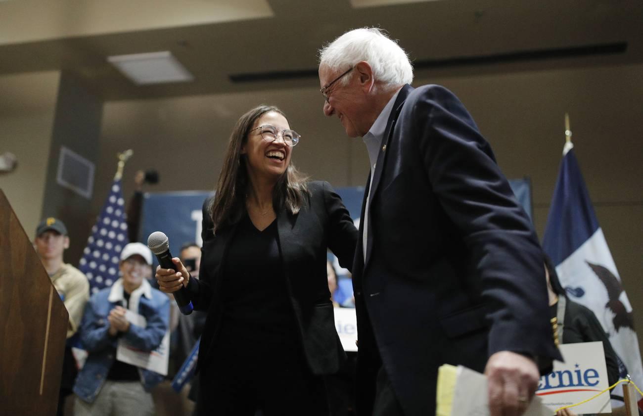 La izquierda estadounidense después de Sanders