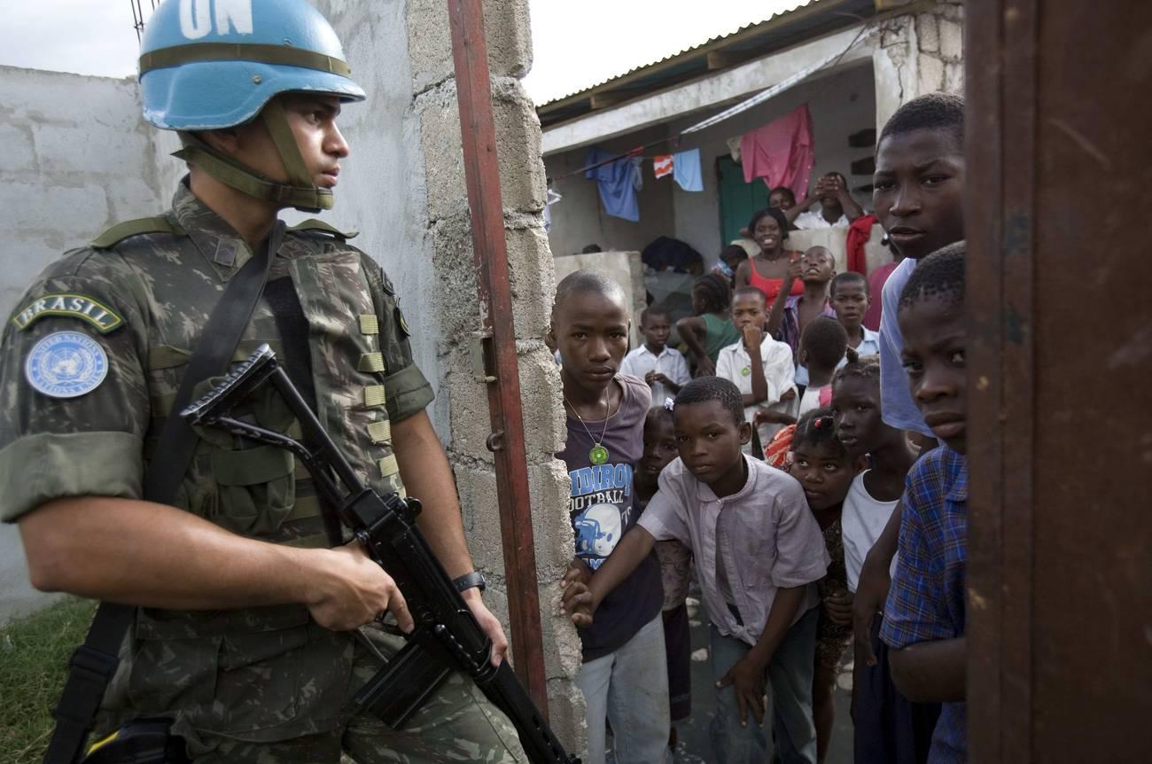 ¿Haití sin la ONU?  Balances y perspectivas de más de una década de la MINUSTAH