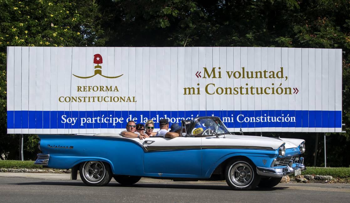 Cuba: crónica de una Constitución anunciada