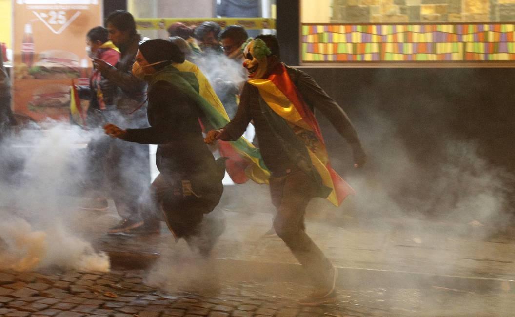 ¿Qué pasa en Bolivia?