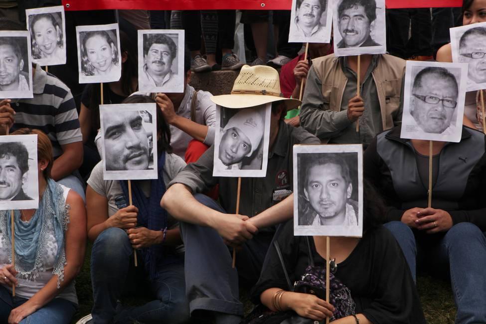Sangre diaria  El riesgo de ser periodista en México