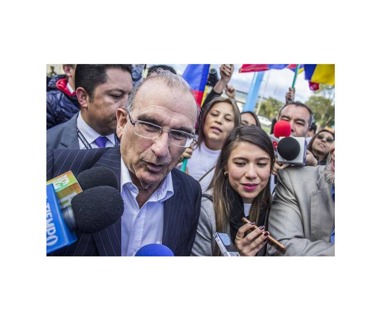 ¿Se polarizó Colombia? Humberto de la Calle responde