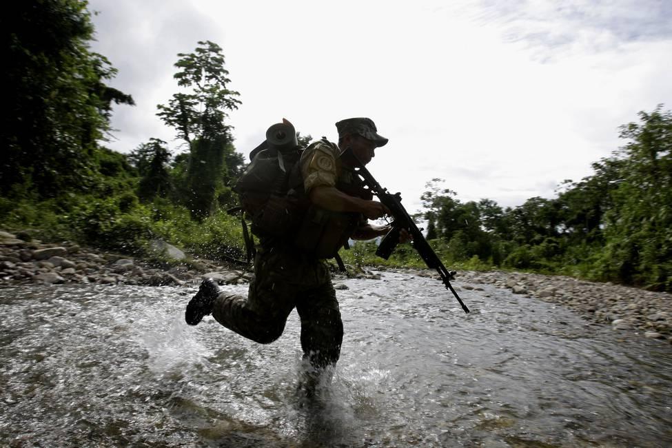 ¿Regreso a las armas?  Las FARC y la paz en Colombia